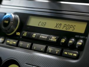 XM Radio - Honda (08A15-3J1-001)