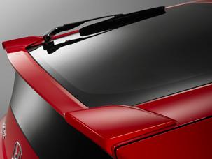 Tailgate Spoiler - Honda (2011-crz-tailgate spoiler)