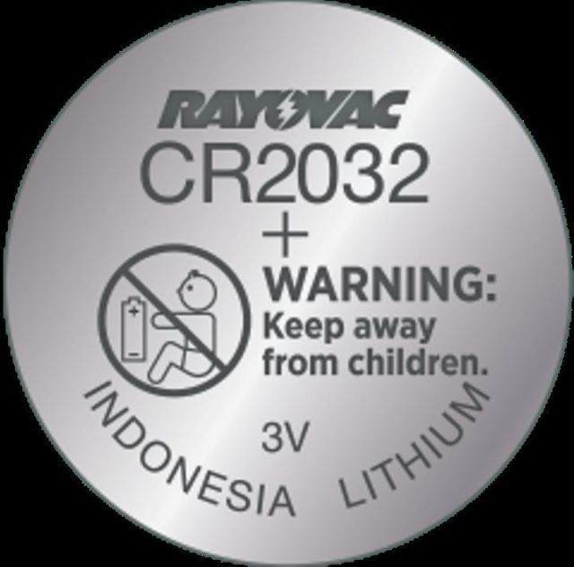 BATTERY - Honda (CR2032)