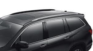 Roof Rails, Silver - Honda (08L02-TG7-103)