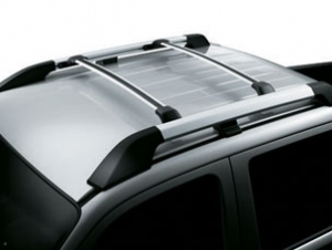 Roof Rack, Silver - Honda (08L02-SJC-100A)