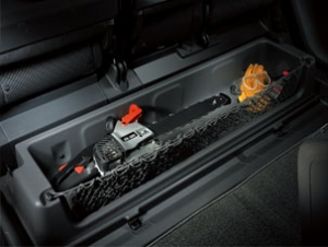Rear Under-Seat Storage System - Honda (08U43-SJC-100)
