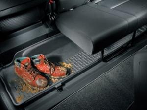 Rear Under Seat Cargo Tray - Honda (08U45-SJC-100)