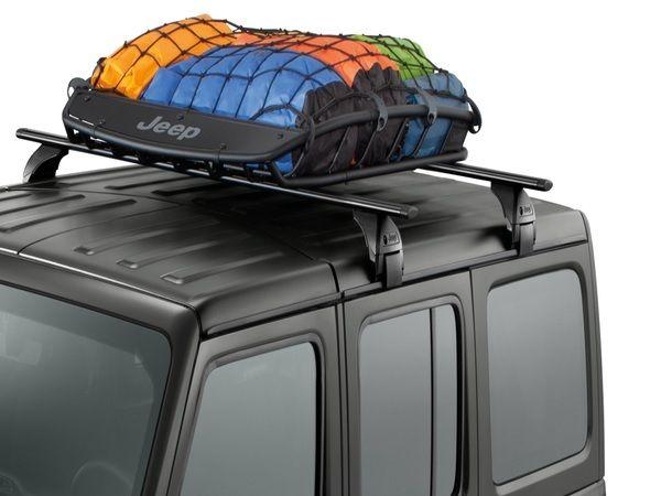 JL Wrangler Hard Top Roof Rack - Mopar (82215387)