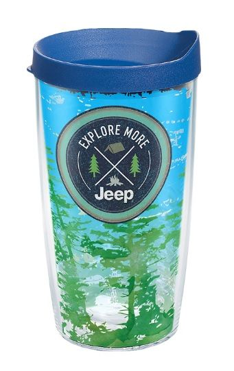 Jeep® Explore More 16 oz Tervis Tumbler - Mopar (12GYY)
