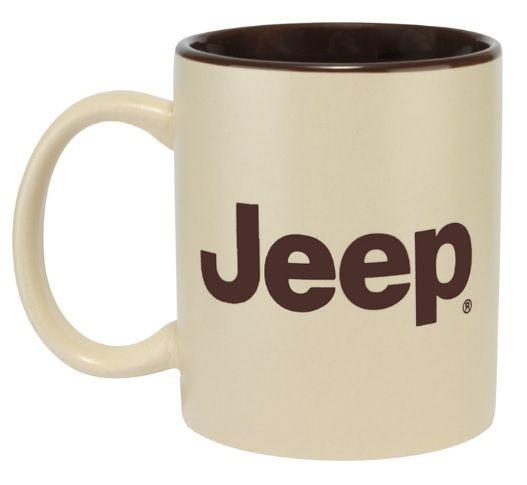 Jeep® 11 oz Two Tone Mug - Mopar (10NE9)