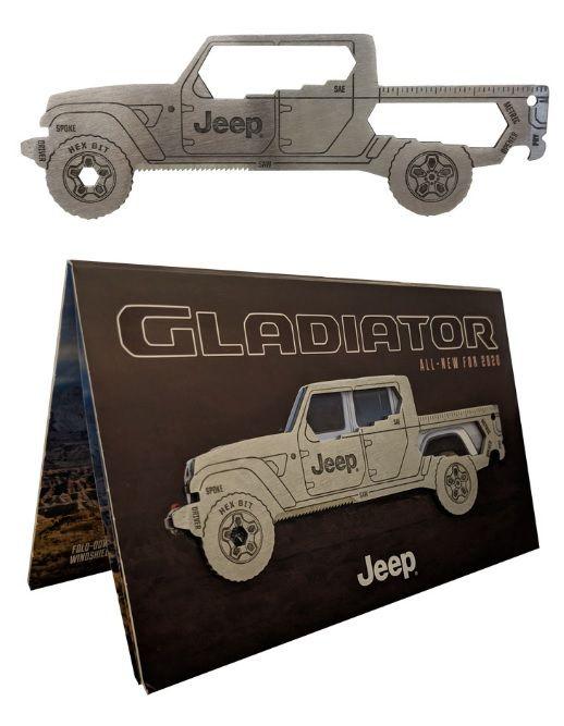 Jeep® Gladiator Multi-tool - Mopar (12G6A)