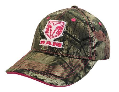 Ram Ladies Mossy Oak® Cap - Mopar (12EXD)