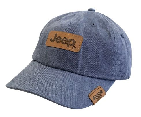 Jeep® Pigment Dyed Patch Cap - Mopar (12EXA)