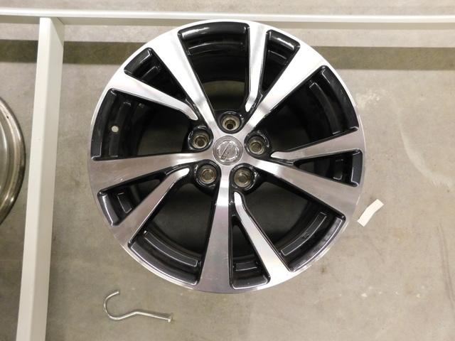 18 INCH TAKE OFF RIMS FITS15-18 NISSAN MAXIMA. - Nissan (99999-16MAX)