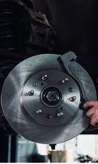 Silverado Front Brake & Rotor Kit - GM (10DB80)