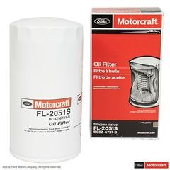 Genuine 6.7L Powerstroke Diesel oil filter - Ford (BC3Z-6731-B)
