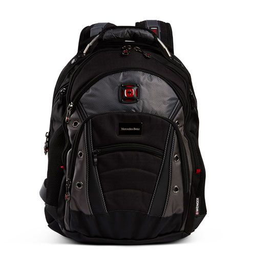Wenger Synergy Computer Backpack - Mercedes-Benz (1445313-00)