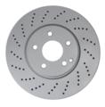 Disc Brake Rotor - Mercedes-Benz (000-421-30-12-07)