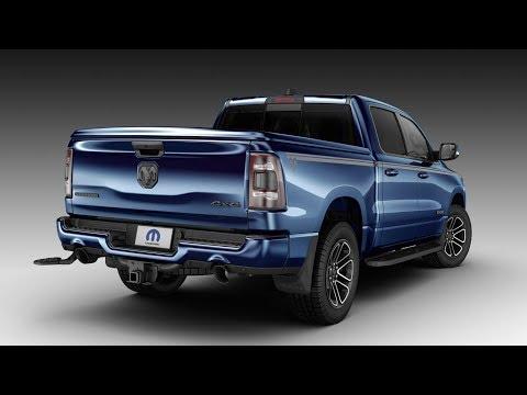 Bed Step for Base Tailgate Vehicles - Mopar (82215289AH)