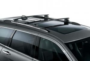 Mopar Jeep Grand Cherokee (WK1/WK2) Roof Rack Cross Bar Kit - Mopar (82212072AD)