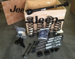 "***BEST SELLER*** Jeep 2012-2015 JK Wrangler 2"" Fox Racing Shox Lift Kit (Four Door)***PART IS IN STOCK**** - Mopar (77070088AD)"