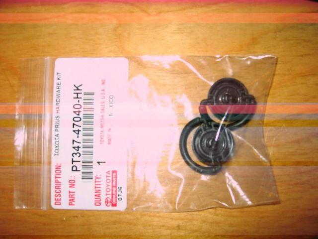 Cargo Net, Hardware Kit - Toyota (PT347-47040-HK)