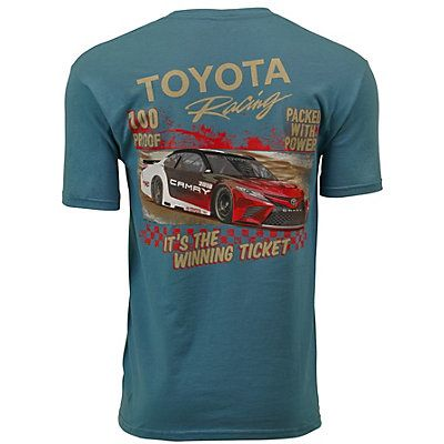 Toyota Racing Winning Ticket Tee Extra Extra Large