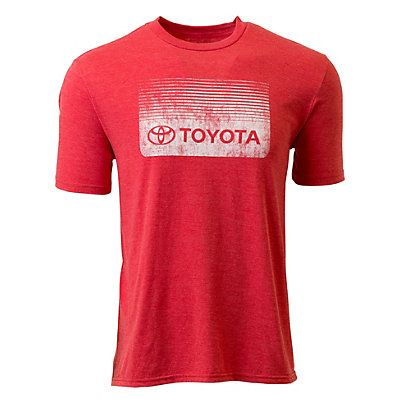 Toyota Vintage Gradation Tee Medium
