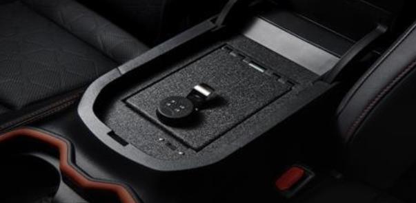 RAV4 In-Vehicle Safe for 2020-2021 Model - Toyota (PT972-42200)