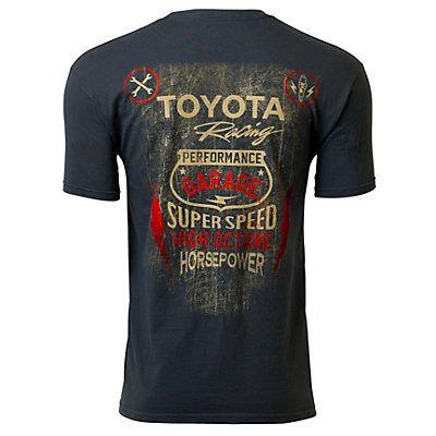 Toyota Racing Garage Tee Medium