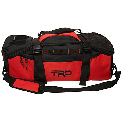 TRD Kingston Duffel/Backpack Combo