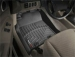4Runner WeatherTech Floor Liners 2003-2009 Model Gray Front & Rear Set