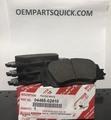 Brake Pads - Toyota (04465-02410)