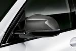 M Performance Carbon Fiber Mirror Shroud - Left - BMW (51-16-2-446-965)