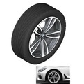 "G11/12 7 Series G32 6GT 19"" Style 647M Winter Wheel/Tire Assembly"
