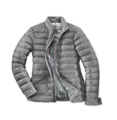 BMW Lightweight Down Jacket Women's - Grey