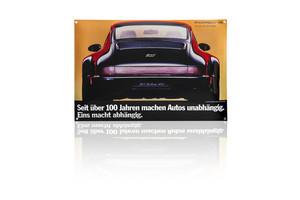Porsche Classic Enamel - 964 30TH Anniversary - Porsche (PCG-000-964-30)