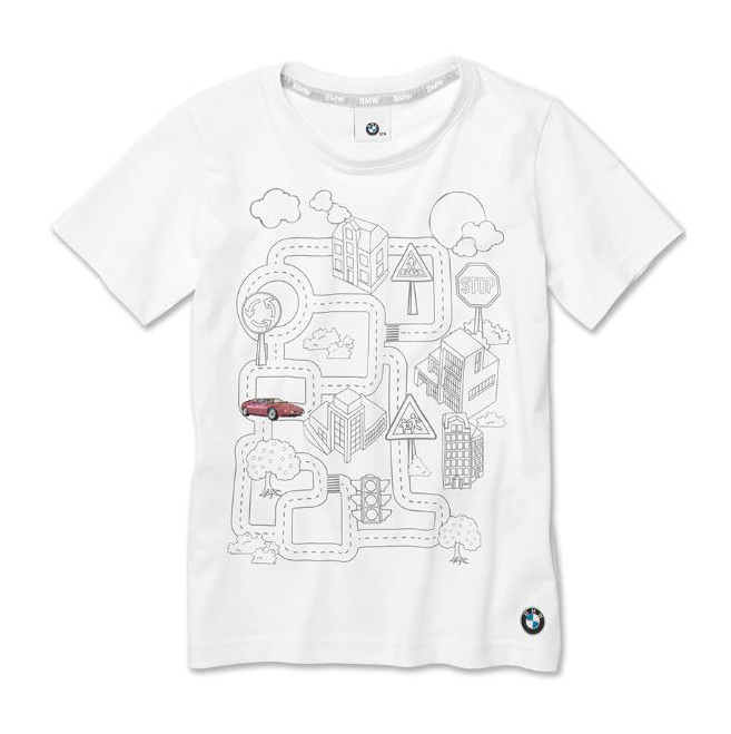 Kids' Interactive BMW T-Shirt