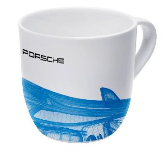 Taycan Collection, White/Digital Blue Collector's Cup No. 1 - Porsche (WAP-050-600-0L-TYC)