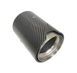 M Performance Carbon Fiber Exhaust Tip - F87 M2, F8x M3 & M4 - BMW (18-30-2-358-110)