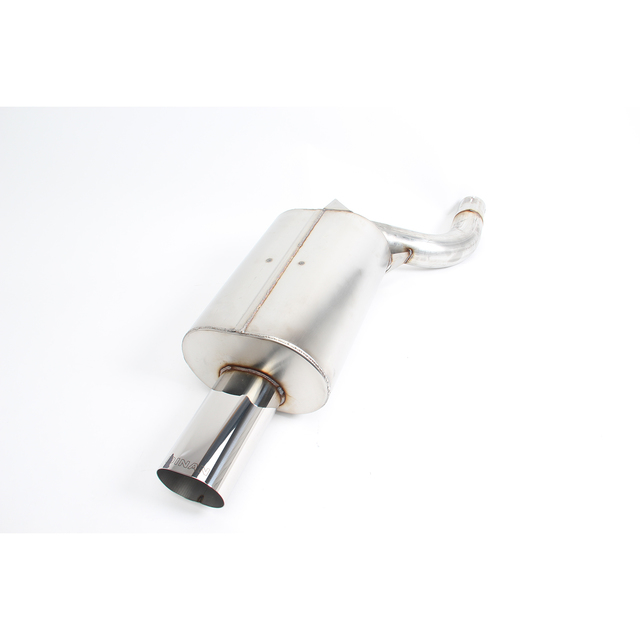 Dinan Stainless Exhaust - BMW