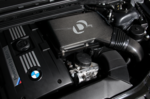 Carbon Fiber Cold Air Intake System - BMW E82 1M