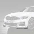 G20 3 Series M Performance Carbon Pro Front Splitter - Right​ - BMW (51-19-2-455-836)