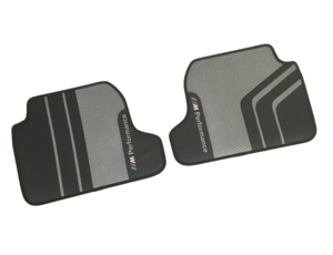 F22 2 Series, F87 M2 M Performance Floor Mats Set - Rear - BMW (51-47-2-409-930)