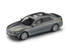 G12 7 Series Sedan - Artic Grey - 1:43 Scale