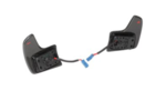 M Performance Carbon Fiber Shift Paddles Set - BMW (61-31-2-455-282)