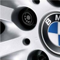Wheel Locks Set - Spline Style Set - BMW (36-13-6-776-076)