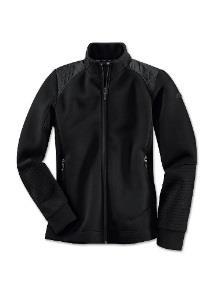 BMW M Sweat Jacket Women - Black - BMW (80-14-2-410-882)