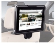Travel & Comfort System - iPad Holder (2nd, 3rd, and 4th Generation) - BMW (51-95-2-360-373)