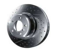 Rotor - Rear Right (ZCP) - BMW (34-21-2-282-304)