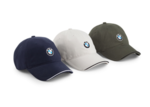 BMW Men's Recycled Brushed Twill Cap