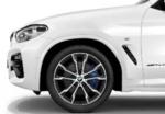 "G01 X3 G02 X4 M Performance 20"" Style 699M Winter Wheel/Tire Assembly, Orbit Grey - 8x20"