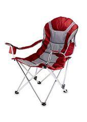 Reclining Camp Chair - Audi (ACM-S50-0)