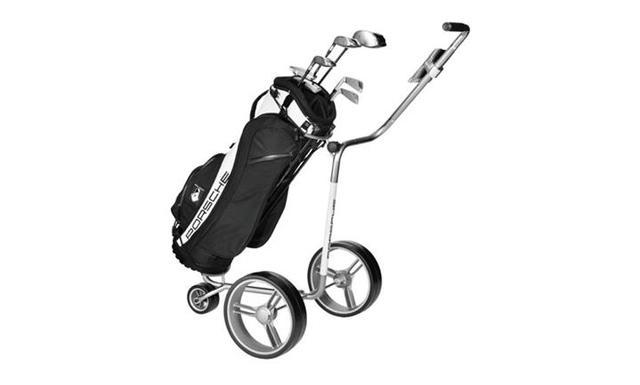 Golf Trolley - Porsche (WAP-060-041-0B)